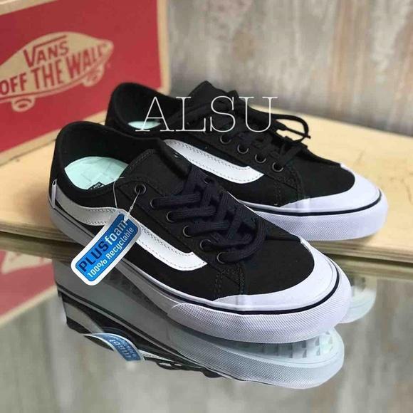 Vans Shoes | Nwt Vans Black Ball Sf